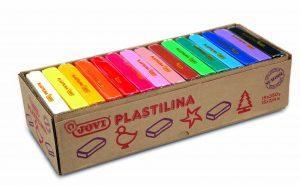 artykuły dla plastyków, artykuły dla przedszkoli, plastelina, jovi
