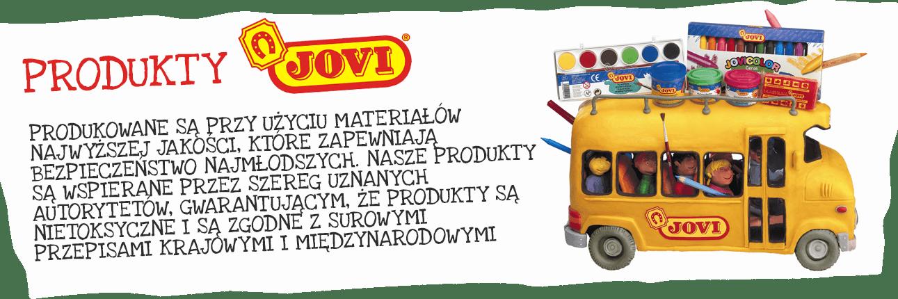 Produkty Jovi są nietoksyczne
